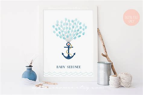 Ship Anchor Guestbook Sail Fingerprint Guestbook Nautical Fathers Christmas Gifts Mulled Wine Jcpenney Sign Up For Mason Jar Gift Ideas Quick Quilted Expensive A Guy