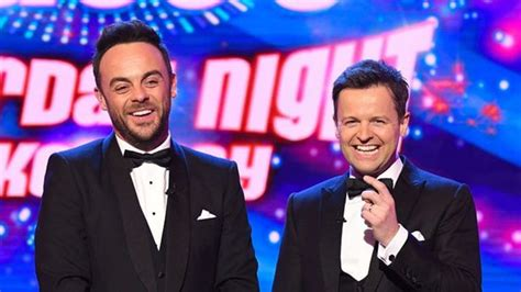 Declan Donnelly's family 'shaken' after thieves target £5m ...