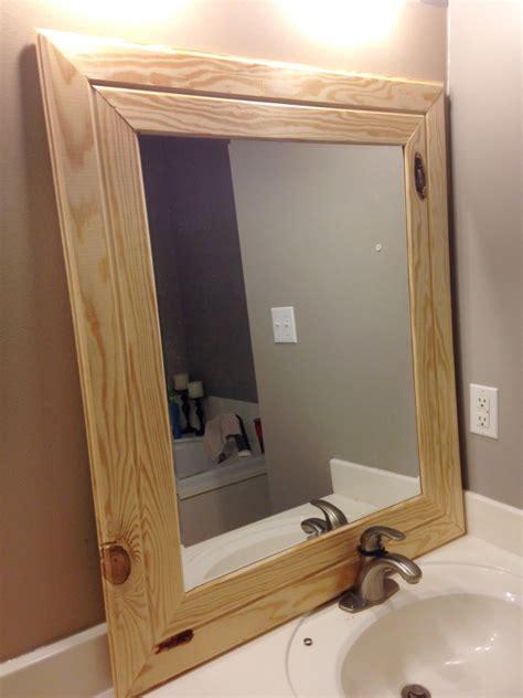 build   build wood mirror frame diy  wooden park