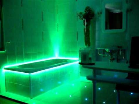 Led Badewanne Led Smd 5050 Rgb Wasserdicht Ip67 Und Eine Badewanne