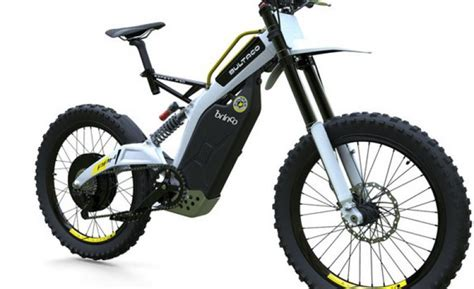 Bultaco Launches An Electric All-terrain Motorcycle