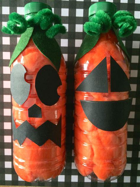 easy recycled pumpkin preschool craft  kids surviving