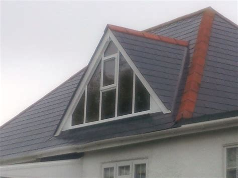 Dormer Windows by Glass Gable Ended Dormer Window For Room With High
