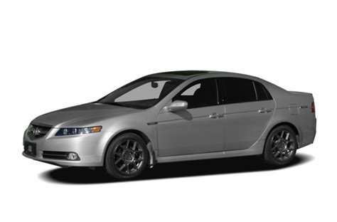 2008 acura tl specs safety rating mpg carsdirect