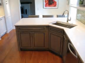 corner kitchen island peninsula kitchen layout best layout room