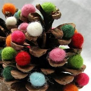 Que Faire Avec Des Pommes De Pin Pour Noel : que fabriquer avec des pommes de pin plusieurs id es amusantes en photos obsigen ~ Voncanada.com Idées de Décoration