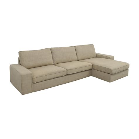 Ikea Beige by 50 Ikea Ikea Kivik Sectional In Hillared Beige Sofas