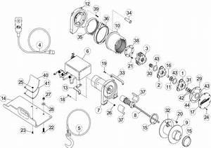 Ramsey Winch Tr 5000 Parts