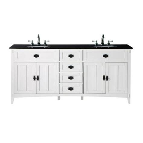 home depot bathroom sink tops home decorators collection artisan 72 in w x 20 1 2 in d