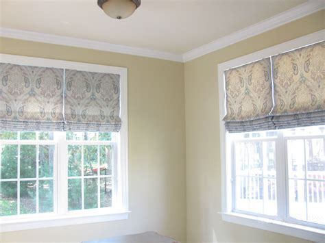 master bedroom roman shades    ronicas