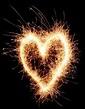 Brennendes Herz Foto & Bild | fotokunst, licht und feuer ...