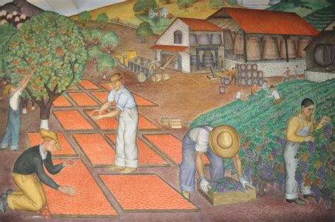 Coit Tower Murals Controversy by Coit Tower Mural Collectors Weekly