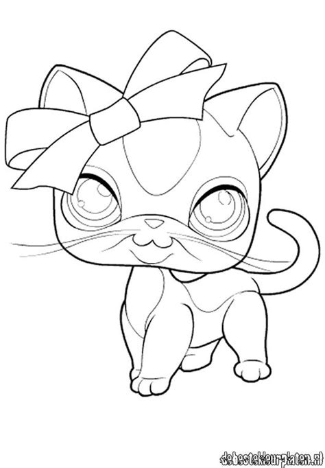 pet photo albums littlestpetshop coloriage az coloriage