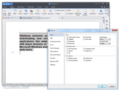 Wps Office Personal Free 2016 10 2 0 5845 For Windows Filehorse