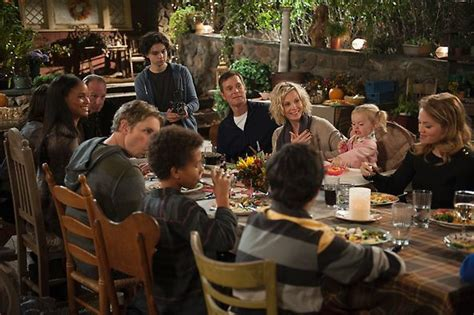 braverman family dinner parenthood family