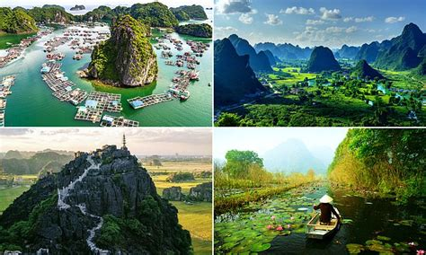 Breathtaking Images Show The Stunning Beauty Of Vietnams
