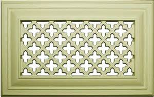 decorative wall grilles cold air return vent
