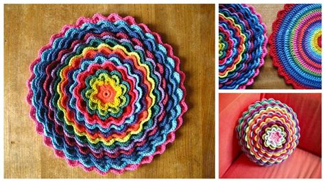 diy   gorgeous crochet blooming flower diy projects