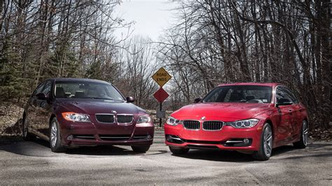 Difference Between 328i And 335i Bmw by New Bmw 3 Series Comparison Bmw 328i Vs Bmw 328i