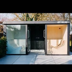 Gartensauna Mit Dusche : sauna mit dusche outdoor o3 optirelax ~ Whattoseeinmadrid.com Haus und Dekorationen