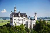 Neuschwanstein Castle · Free Stock Photo