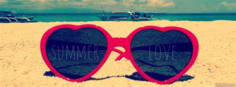 facebook summer cover photos summer love glasses facebook cover photo fbcover