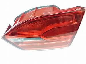 Volkswagen Jetta Tail Light Assembly  2011-14  Inner  Sedan  2011-14  Inner