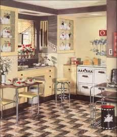 vintage kitchen ideas retro kitchen design sets and ideas