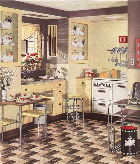 antique kitchen ideas retro kitchen design sets and ideas