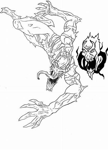 Venom Anti Sketch Quick Deviantart