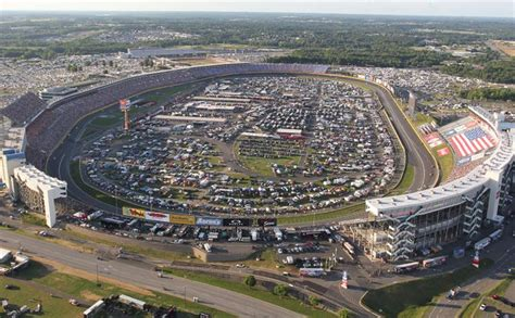 Mustang 50th Anniversary Celebration Charlotte Motor Speedway