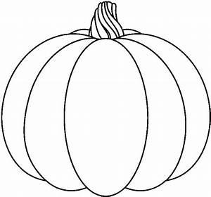 Black And White Pumpkin Clipart – 101 Clip Art