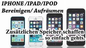 Iphone Apps Aufräumen : iphone aufr umen bereinigen tempor re dateien l schen ~ Lizthompson.info Haus und Dekorationen