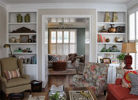 Living Room Bookcases Built In by Feature Friday Designing Domesticity Southern Hospitality