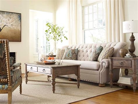 Traditional 96 Inch Button Tufted Sofa With Rolled Back