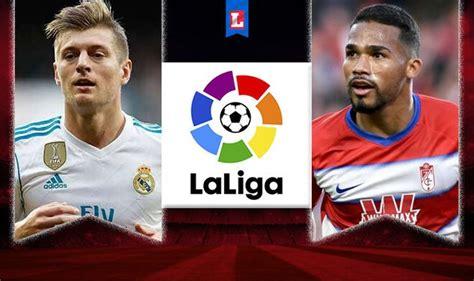 Real Madrid ganó 2-0 al Granada y sigue en lo más alto de ...