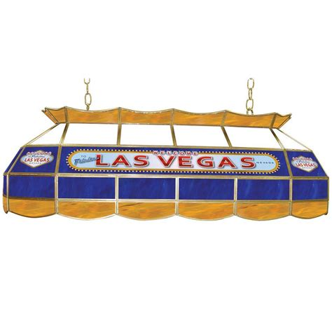 home depot tiffany ls trademark global las vegas 3 light stained glass hanging