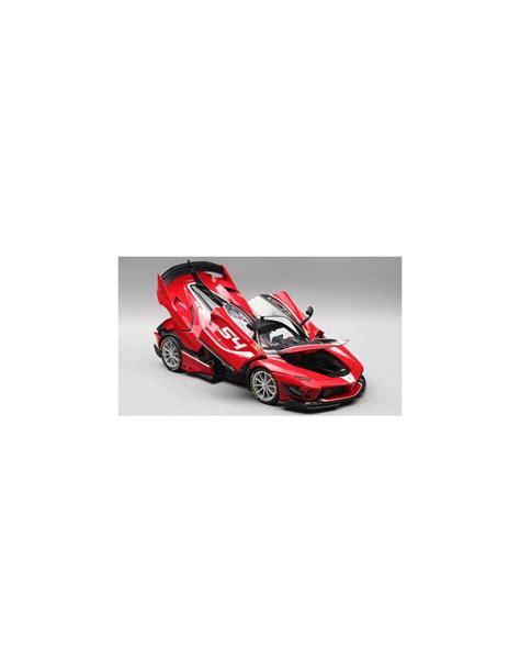 We may earn a commission through links on our site. BBURAGO 16907R 1/18 Ferrari FXX K Evoluzione Signature Series