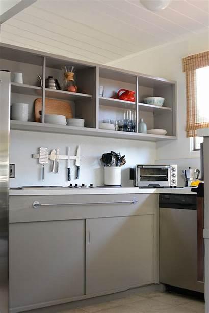 Kitchen Eichler Cabinets Gooey Closeup Lovely Gray