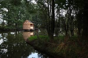 Ubytování v chatkách u vody