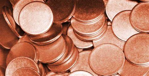 Copper Blanks Regency Mint