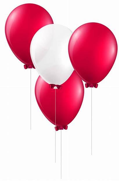Balloons Clipart Clip Birthday Balon Ballons Globo