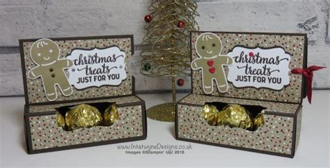 crafty christmas countdown  gift card holder