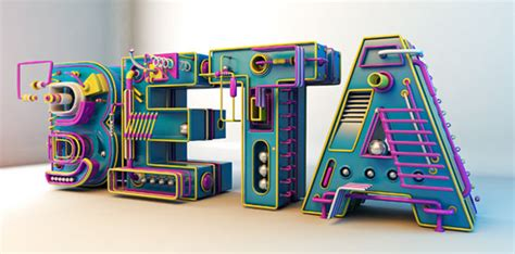30 best practices in 3d typography noupe