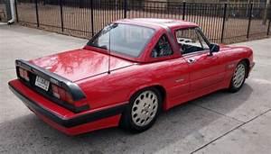 Alfa Romeo Nice : 1989 alfa romeo spider quadrifoglio both tops restored beautiful rare nice ~ Gottalentnigeria.com Avis de Voitures