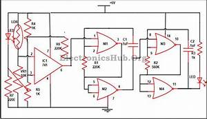 How To Design Electronic Letter Box Circuit