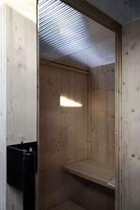 1 Mann Sauna : this one man sauna is housed inside a tower of concrete shafts ~ Articles-book.com Haus und Dekorationen