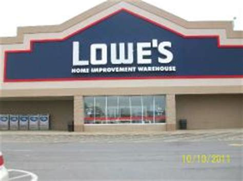 lowes wv lowe s home improvement in morgantown wv 26508 chamberofcommerce com