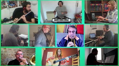 """Ahora el viejo rey está muerto, ¡larga vida al. """"VIVA LA VIDA"""", COLDPLAY - Escola Municipal de Música de Tortosa - YouTube"""