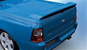 Genuine Ford Ba Bf Fg   Mk2 Falcon Ute Spoiler Kit Unpainted Suits Hard Tonneau